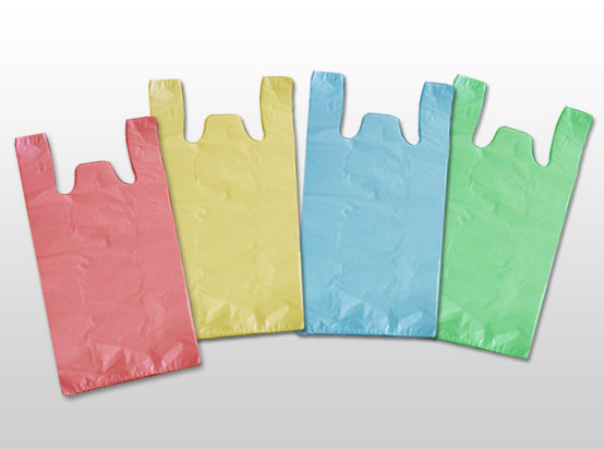 T Shirt Ping Bag Manufacturer Plastic Bags Whole